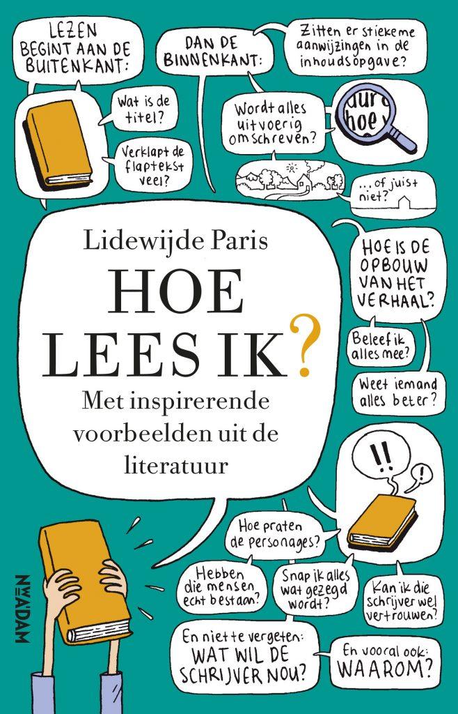 Citaten Over Boeken Lezen : Schrijven leren door lezen masterclass lidewijde paris