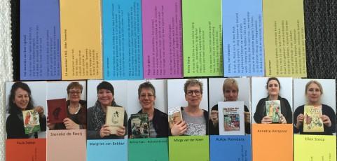 Certificaten voor 14 schrijfdocenten