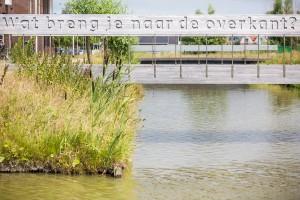 Margriet van Bebber dichter Delft