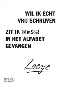 Loesje.nl workshop